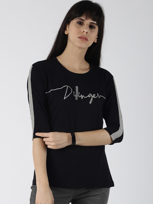 Dillinger | Dillinger Women's Printed T-shirt