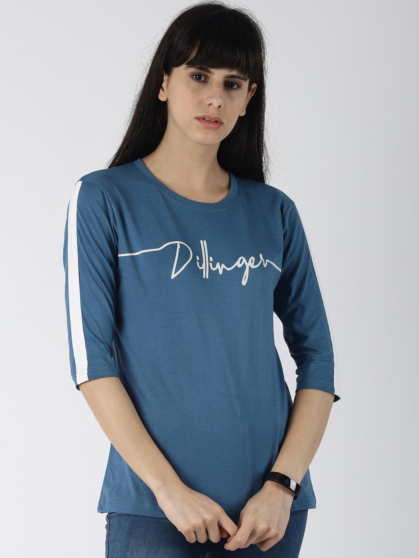 Dillinger   Dillinger Women's Printed T-shirt