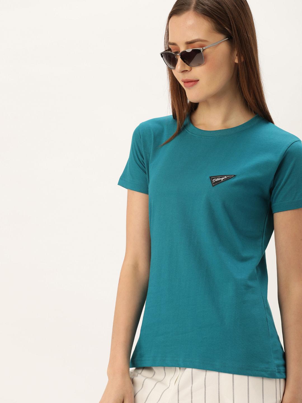 Dillinger | Dillinger Solid Half Sleeve T-shirt