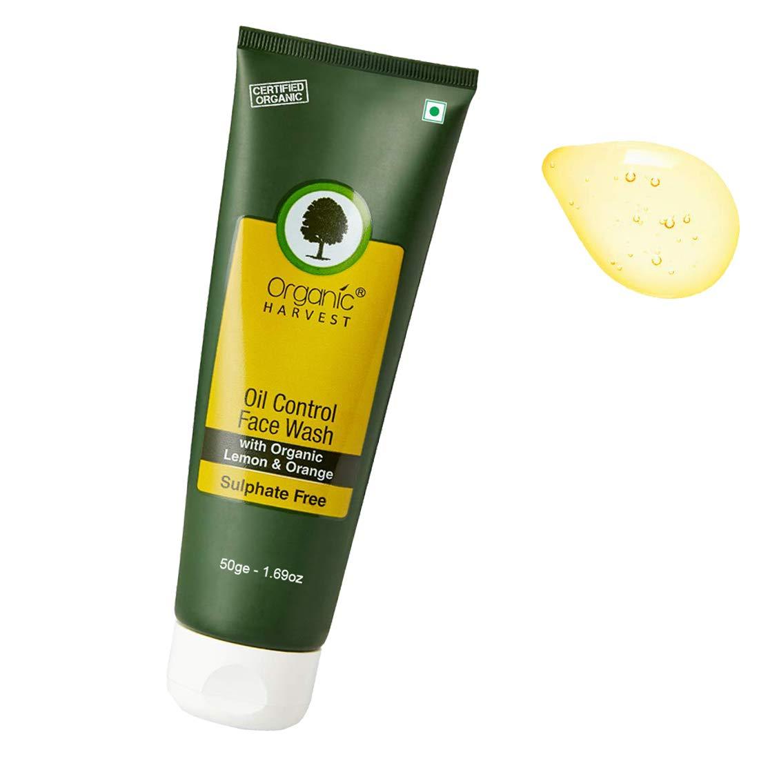 Organic Harvest | Oil Control Face Wash - 50ml