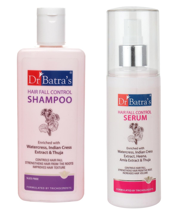 Dr Batra's | Dr Batra's Hair Fall Serum with Hair Fall Shampoo