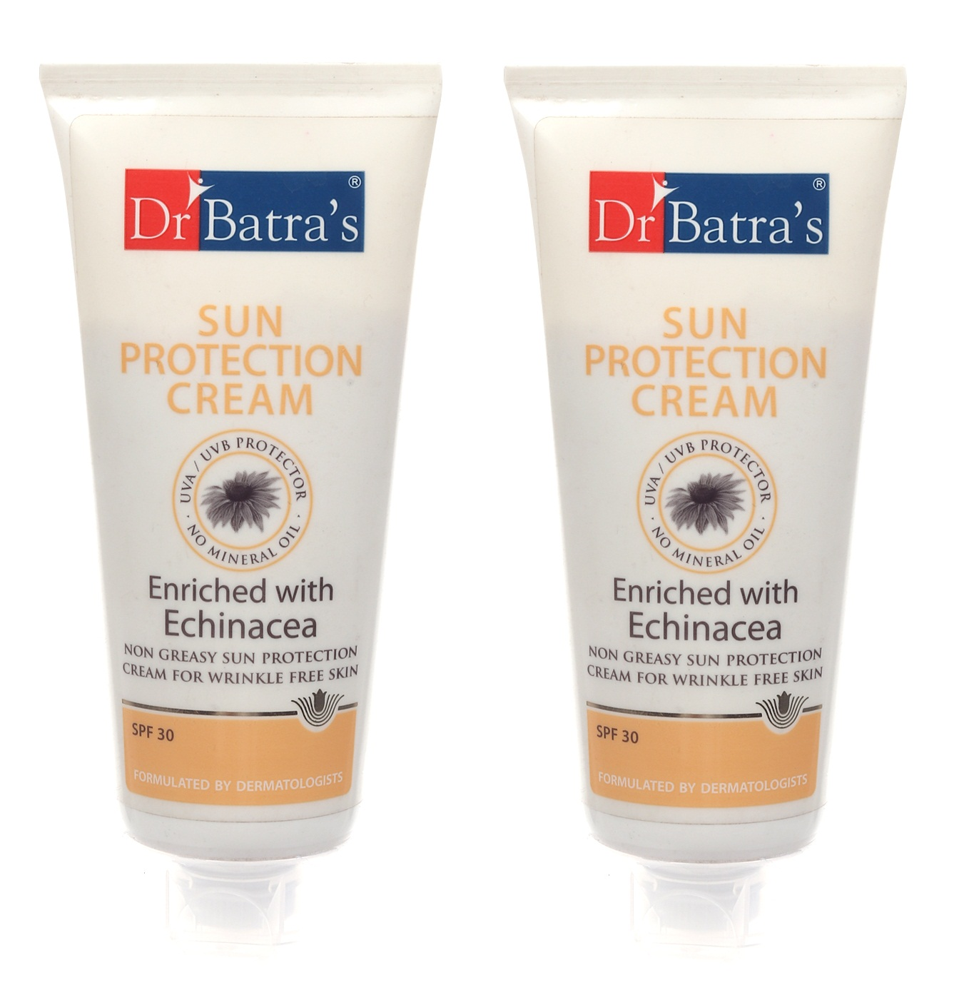 Dr Batra's | Dr Batra's Sun Protection Cream Enriched With Echinacea - 100 gm (Pack of 2)