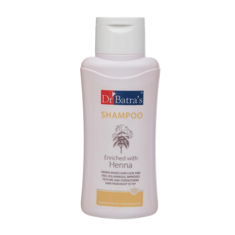 Dr Batra's | Dr Batra's Shampoo Enriched With Henna - 500 ml