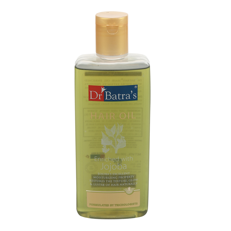 Dr Batra's | Dr Batra's Hair Fall Control Serum-125 ml, Hair Fall Control Shampoo - 500 ml and Hair Oil - 200 ml