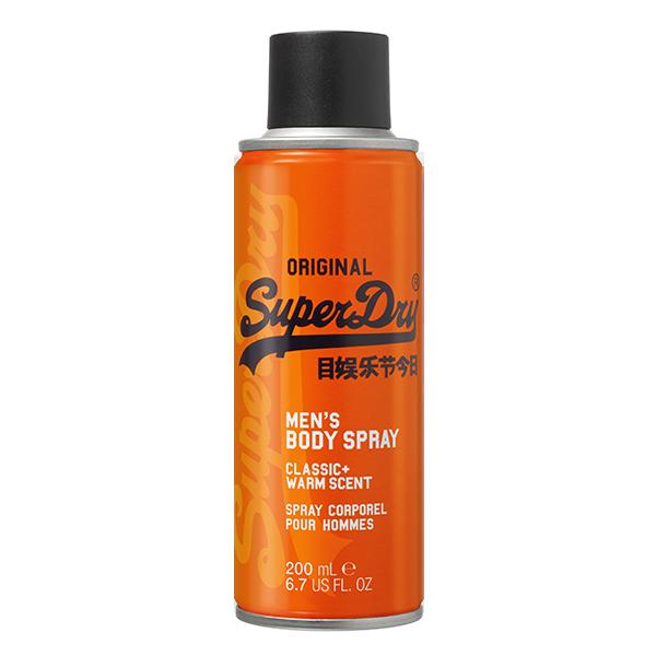 Superdry | SUPERDRY  HERITAGE ORIGINAL MENS BODY