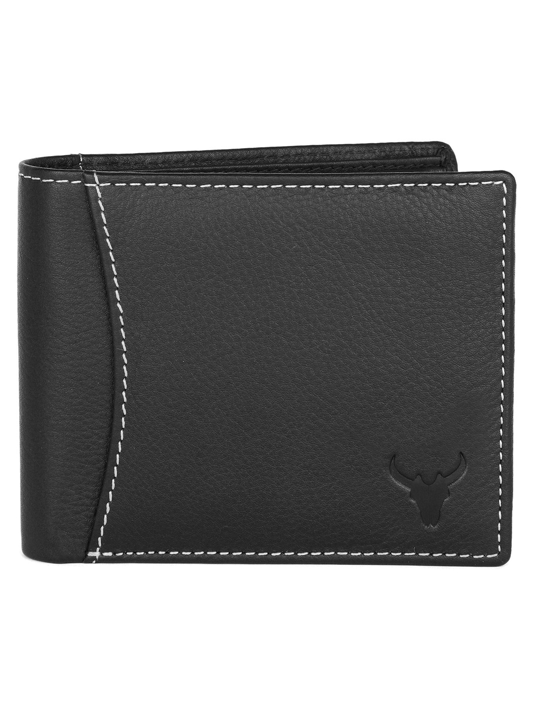 Napa Hide   Napa Hide RFID Protected Genuine High Quality Black Leather Wallet For Men