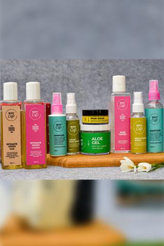 BodyCafe | BodyCafé Wellness gift set