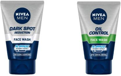 Nivea | NIVEA Men Dark Spot Reduction & Oil Control Face Wash