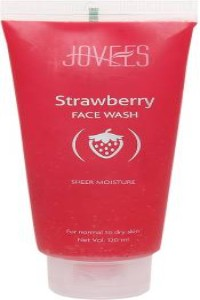 Jovees | JOVEES Strawberry Face Wash  (120ml*2)