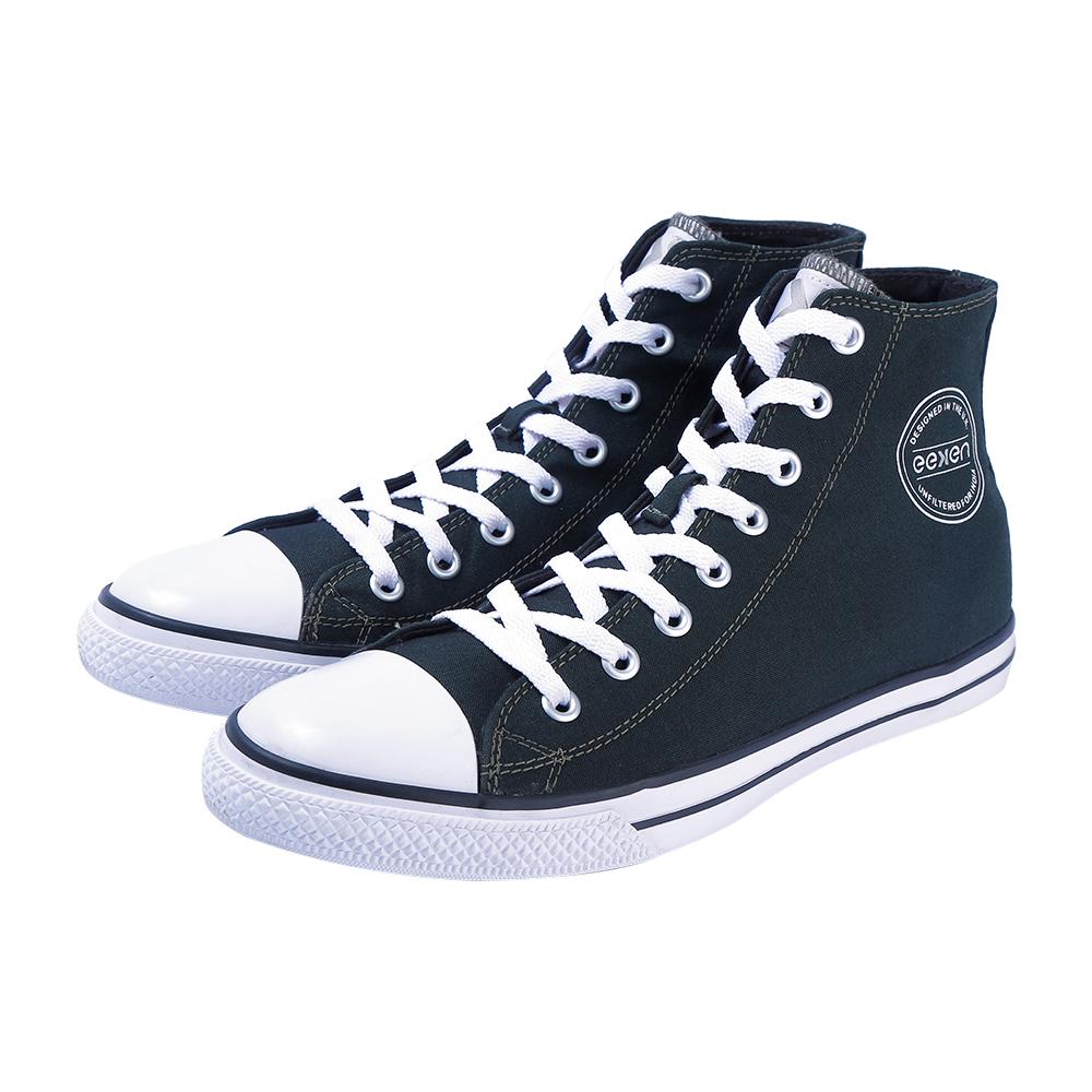 EEKEN | EEKEN Olive Green Canvas Lightweight Casual Shoes for Men (by Paragon)