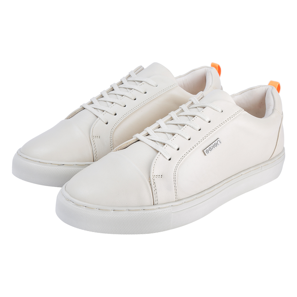 EEKEN   EEKEN Off White Lifestyle Lightweight Casual Shoes for Men (by Paragon)