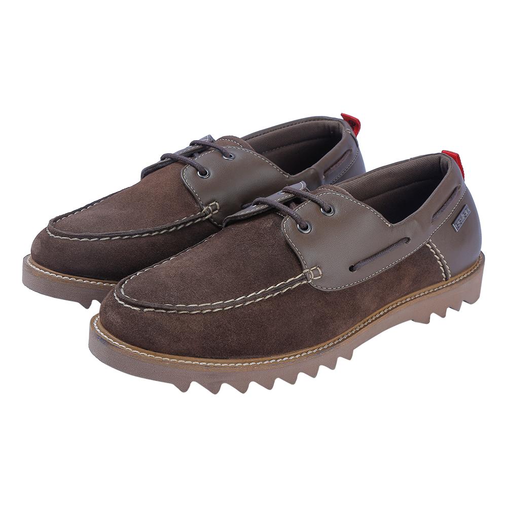 EEKEN   EEKEN Brown Lifestyle Lightweight Casual Shoes for Men (by Paragon)