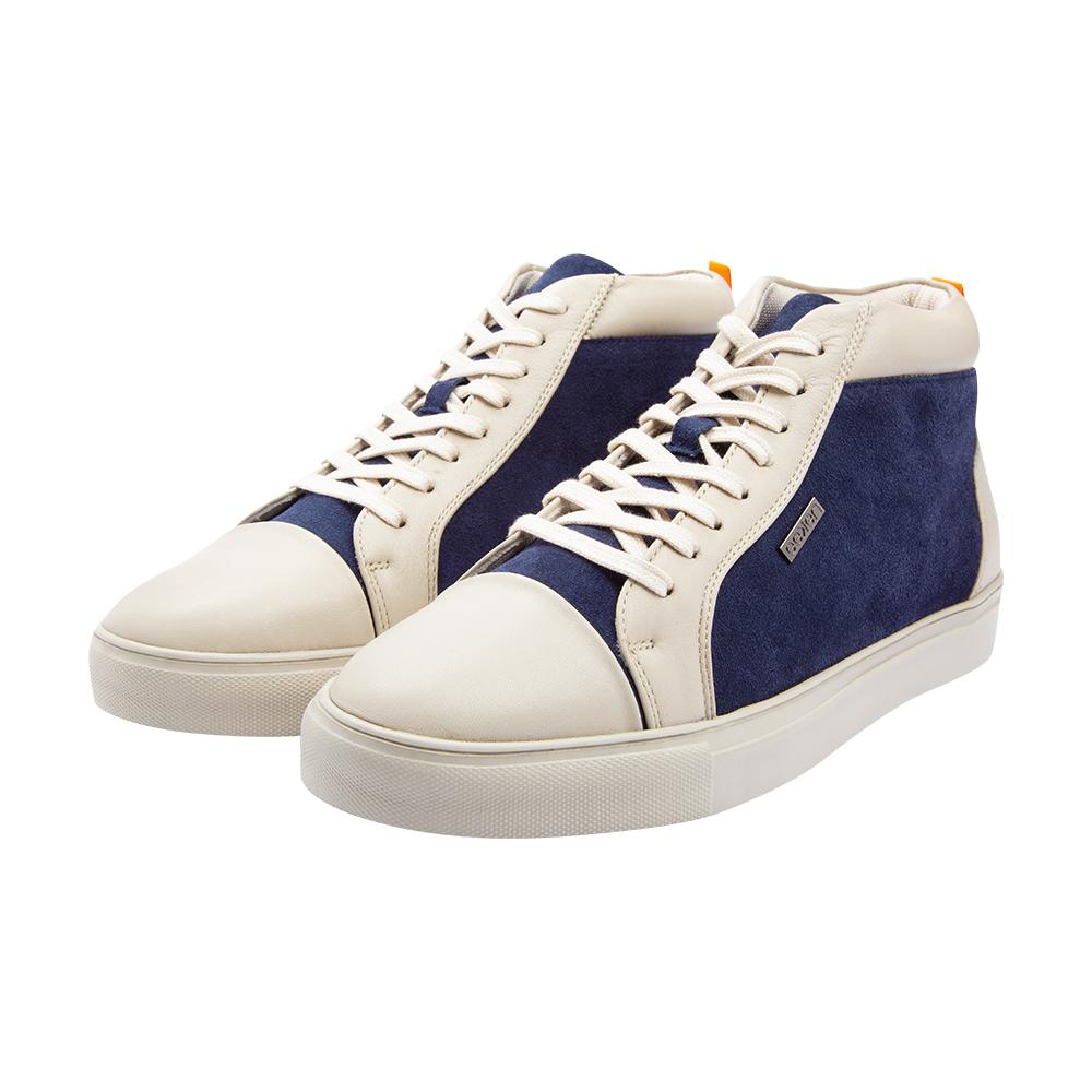 EEKEN | EEKEN Navy Blue Lifestyle Lightweight Casual Shoes for Men (by Paragon)