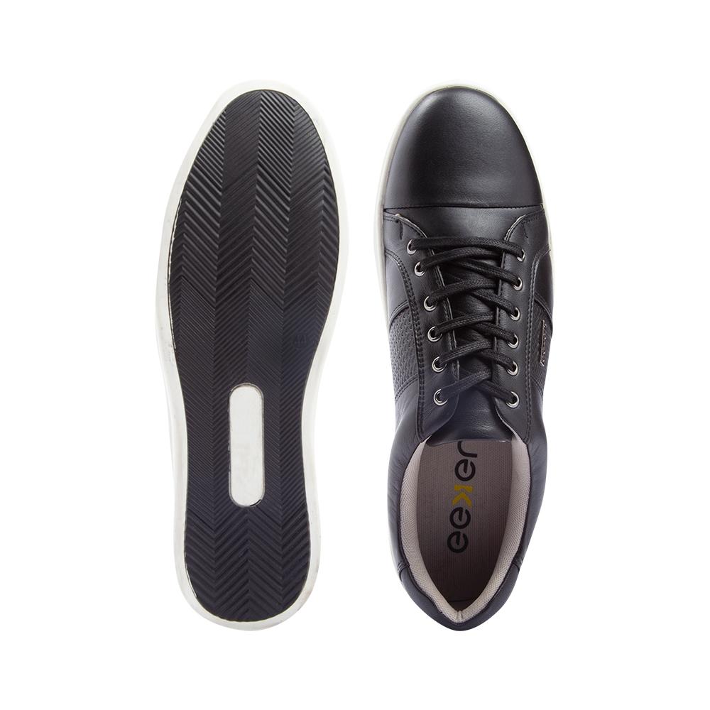 EEKEN | EEKEN Black Lifestyle Lightweight Casual shoes for Men by Paragon
