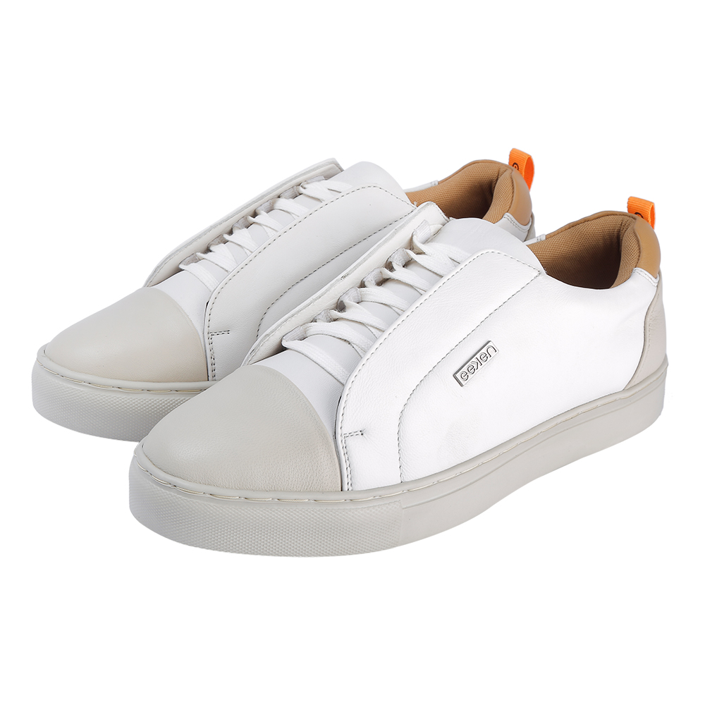 EEKEN | EEKEN White Lifestyle Lightweight Casual Shoes for Men (by Paragon)