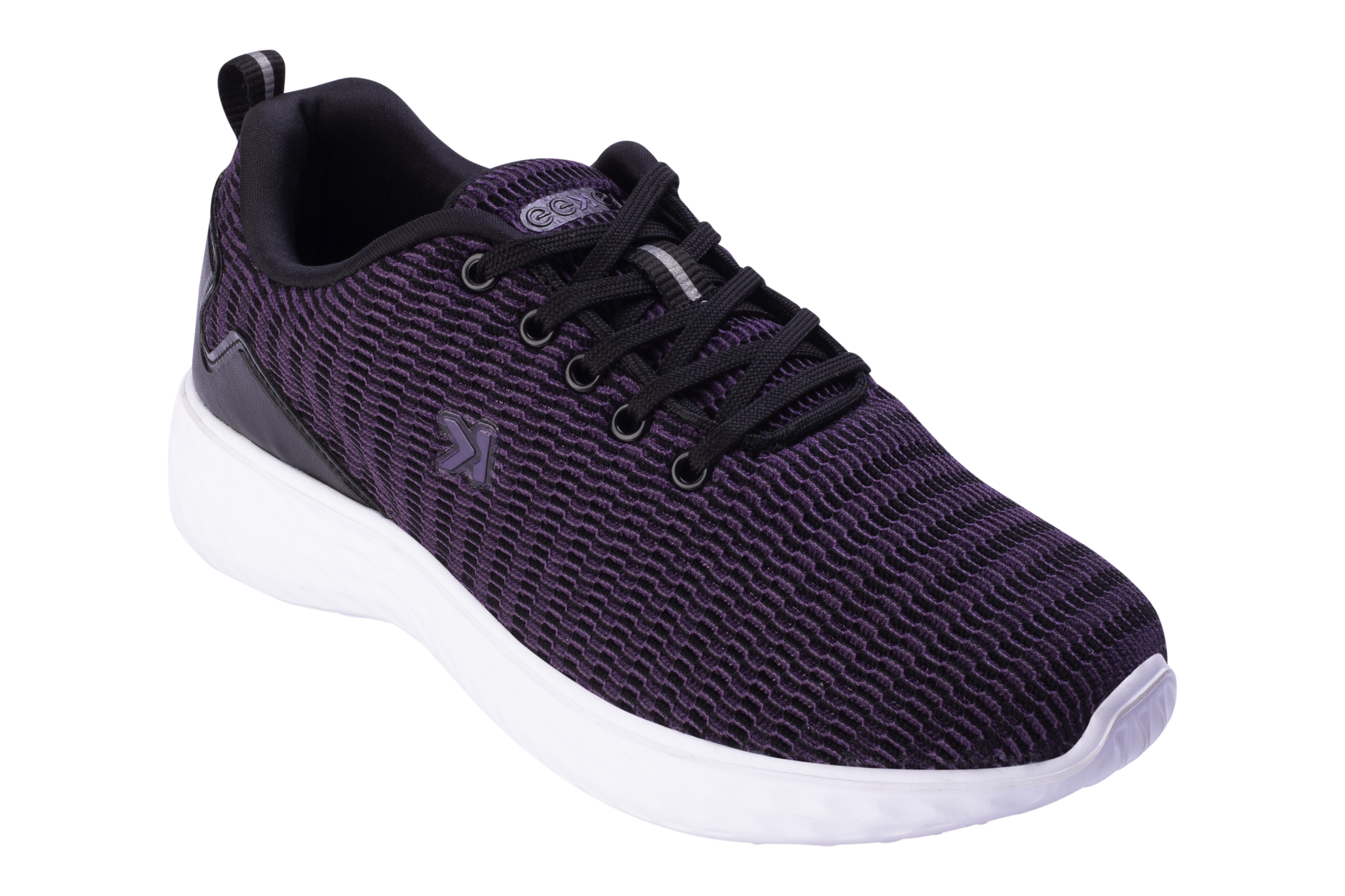EEKEN | EEKEN PURPLE Athleisure Lightweight Casual Shoes for Women