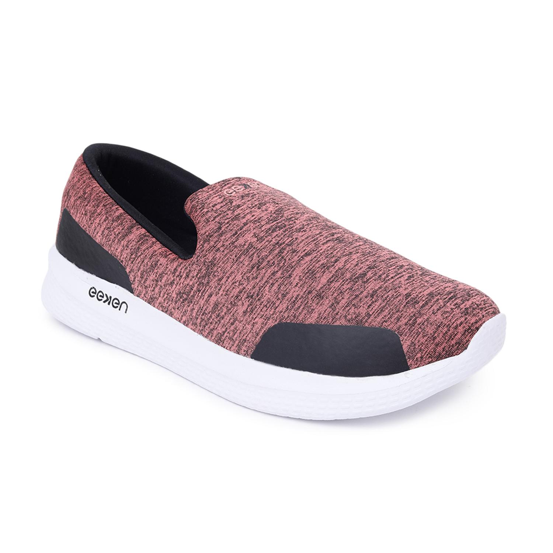 EEKEN | EEKEN Pink Athleisure Lightweight Casual Shoes for Women (by Paragon)