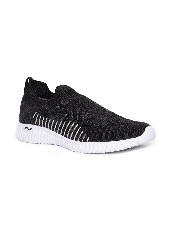 Lotto | Lotto Men's Savino Black/White Sneakers