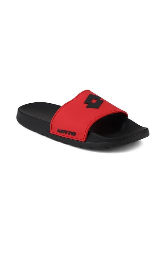 Lotto | Lotto Men's Lotto Slider Red Slippers