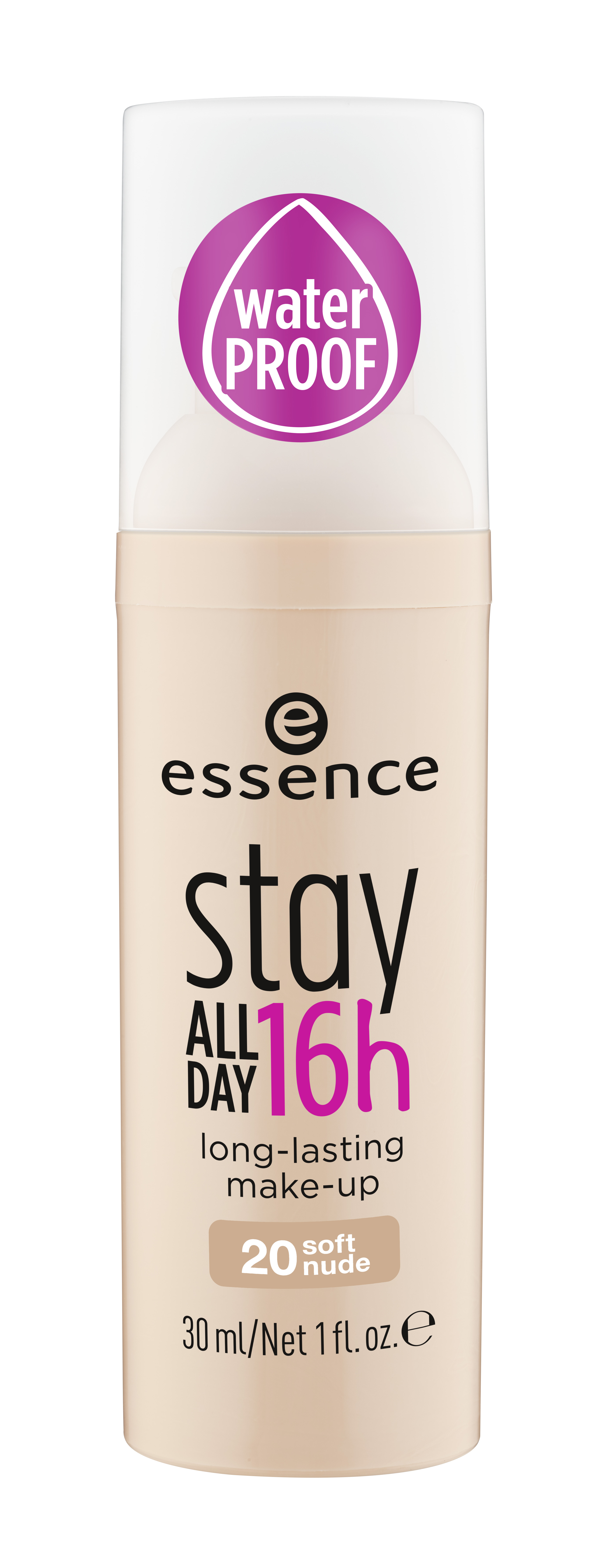 Essence | Essence Stay All Day 16H Long-Lasting Make-Up 20