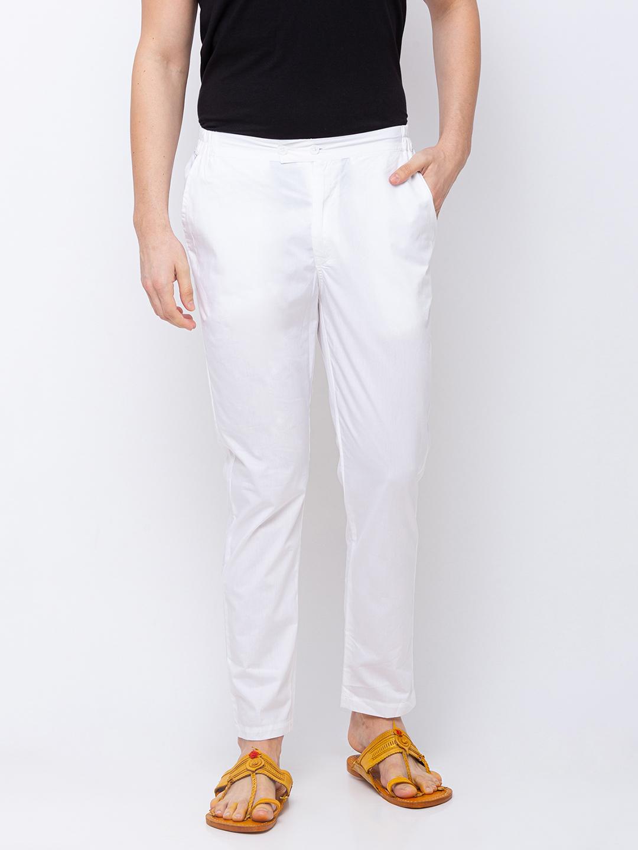Ethnicity | White pants
