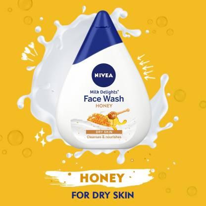 Nivea | NIVEA Milk Delights Honey Face Wash