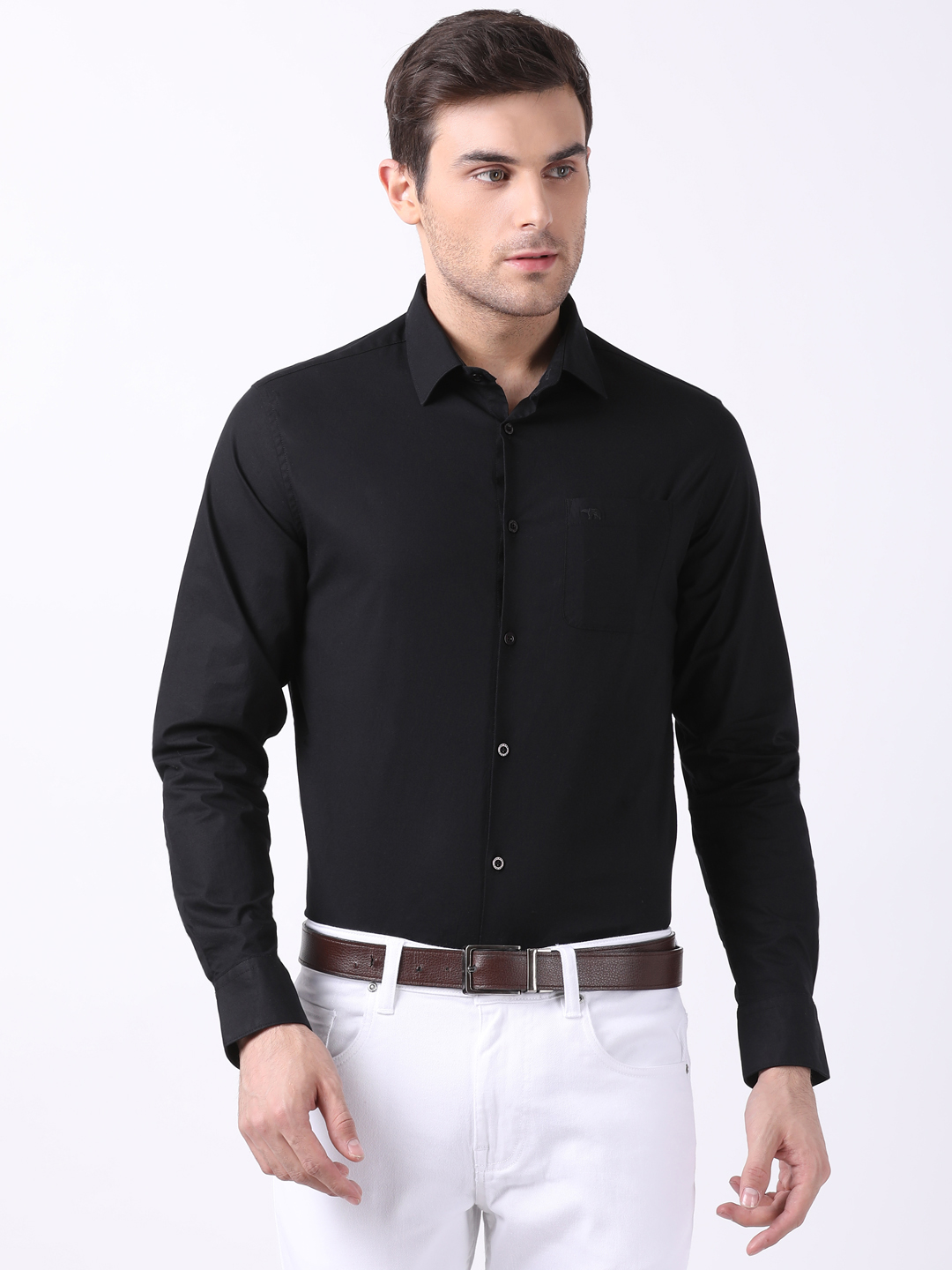 The Bear House   TBH Classic Stretch Semi-Formal Shirt