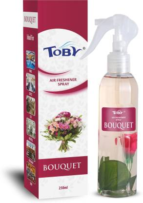 Toby | TOBY BOUQUET Air Freshener (Room Spray) - 250 ml*2