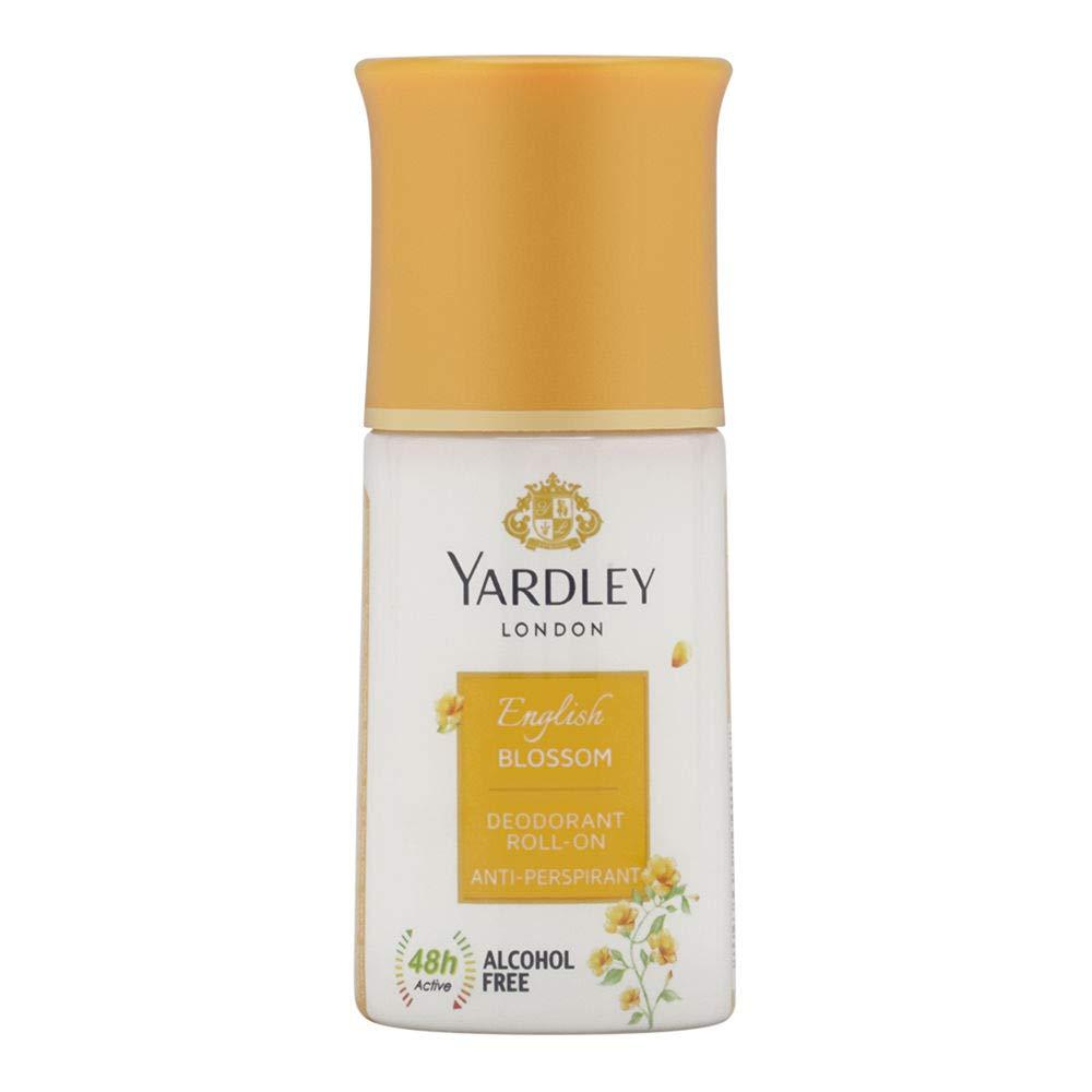 Yardley | Yardley London English Blossom Anti Perspirant Deodorant Roll On for Women