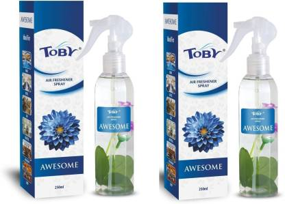 Toby | TOBY Awesome Air Freshener (Room Spray) - (250mlx2)