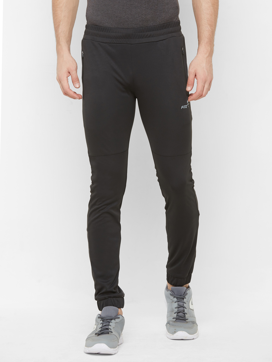 FITZ   Fitz Polyester Joggers For Men