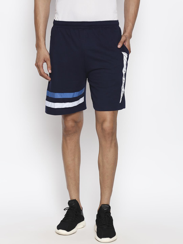 FITZ | Fitz Cotton Blend Sports Shorts For Men