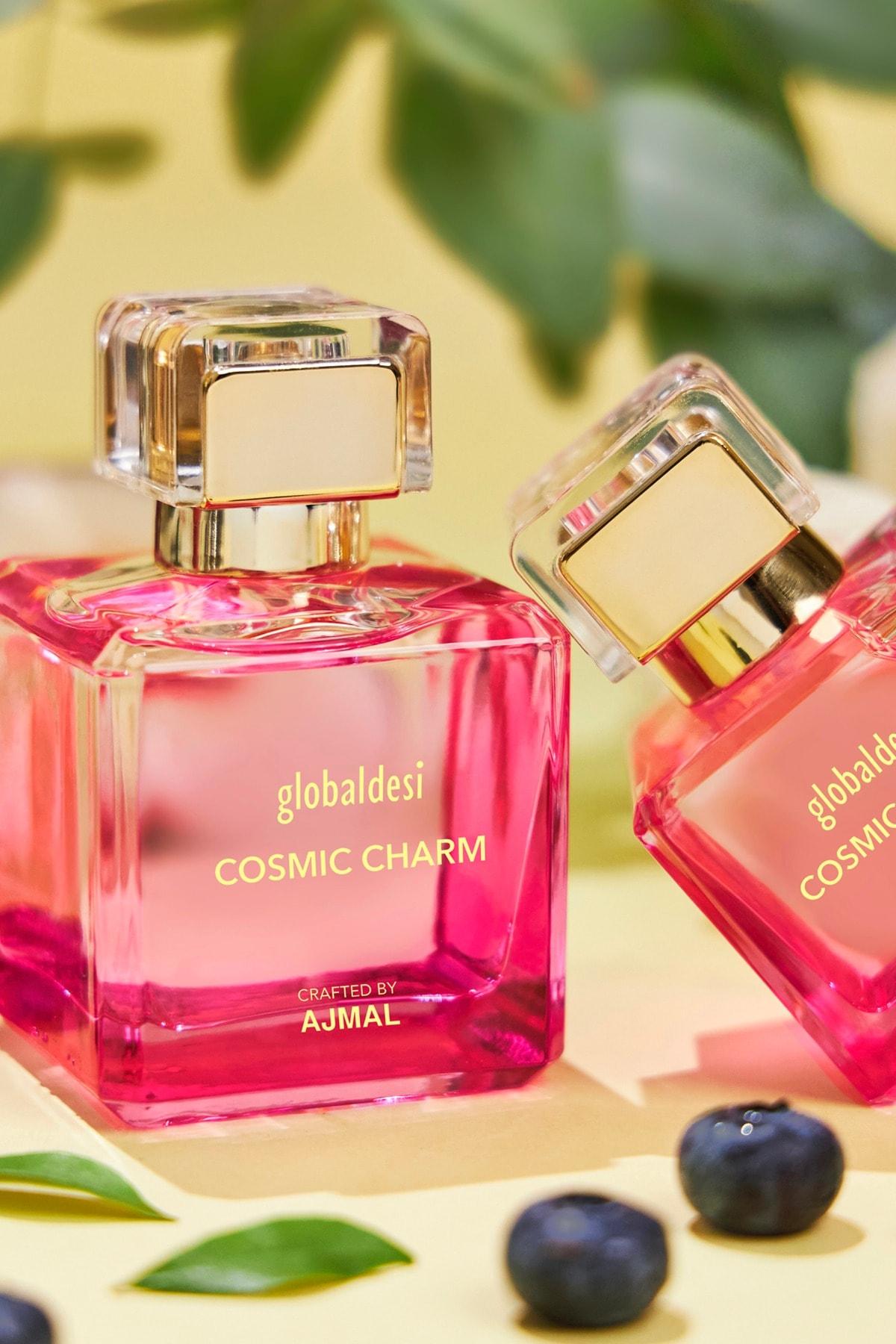 Global Desi | Cosmic Charm Floral Woody Eau De Parfum