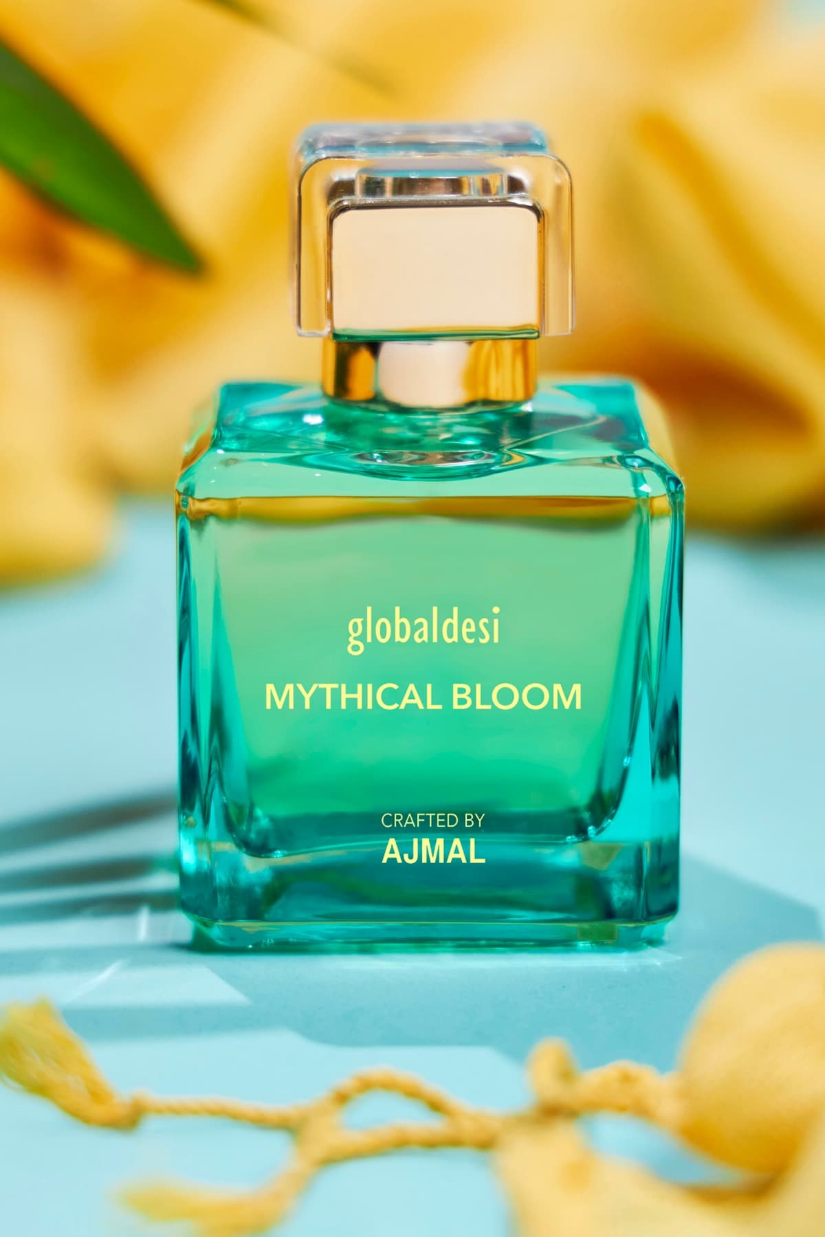 Global Desi | Mythical Bloom Woody Floral Eau De Parfum