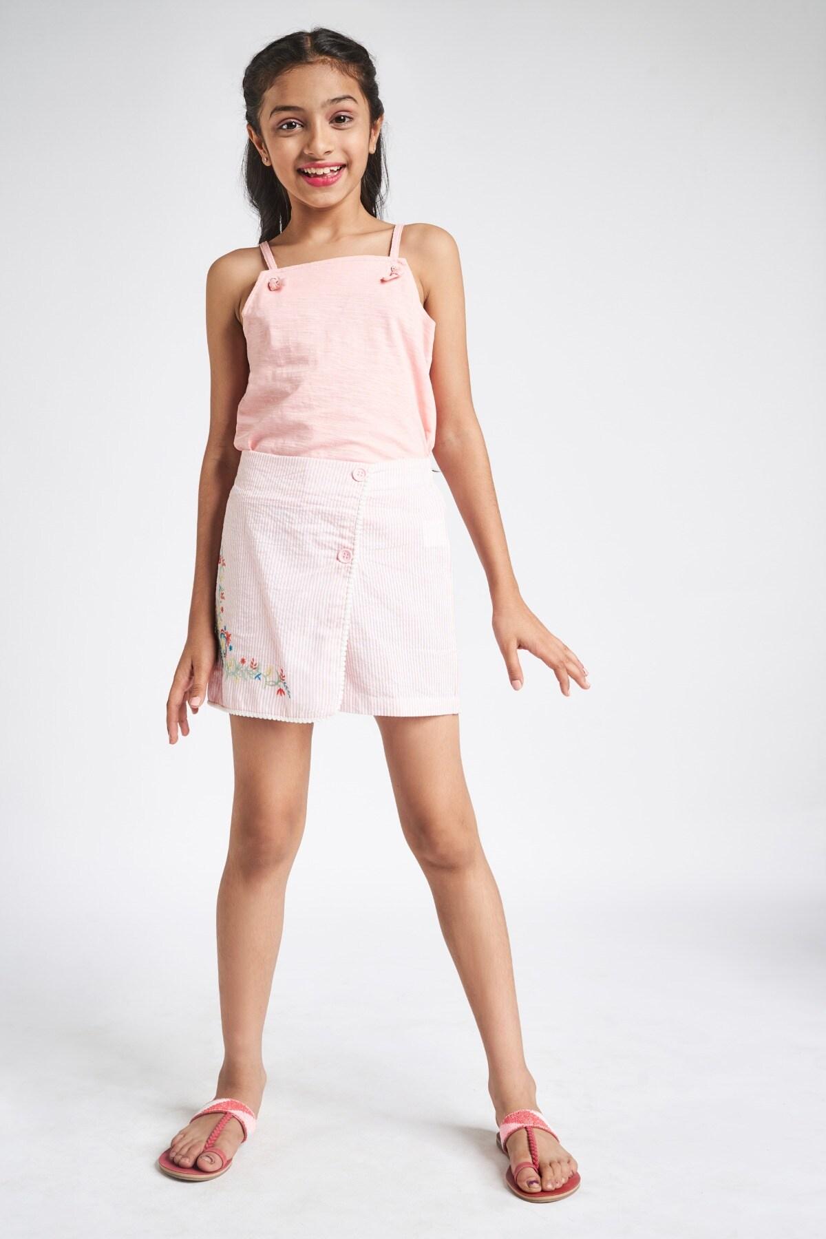 Global Desi | Pink Shorts