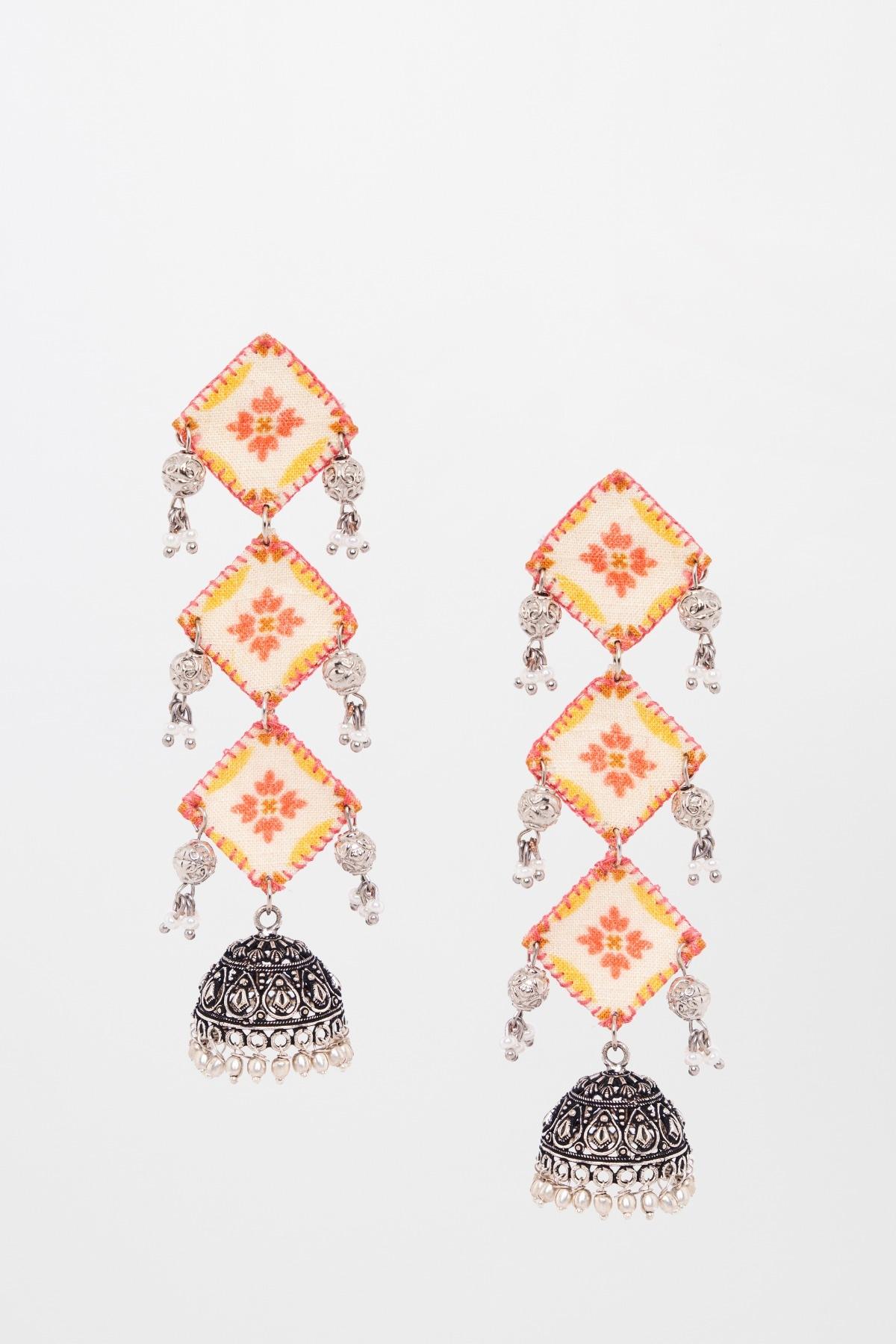 Global Desi | Multi Earrings