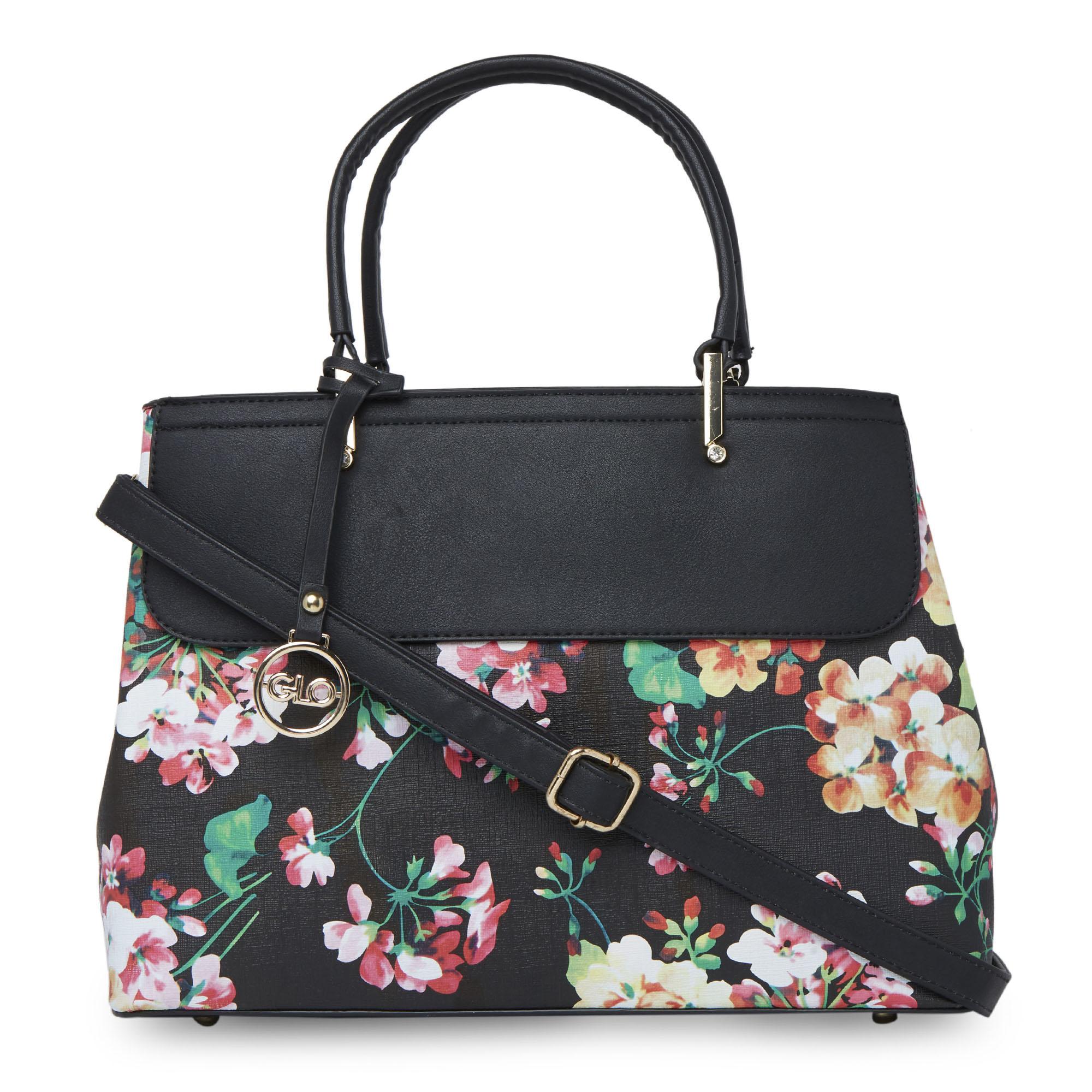 globus | Globus Black Hand Bag