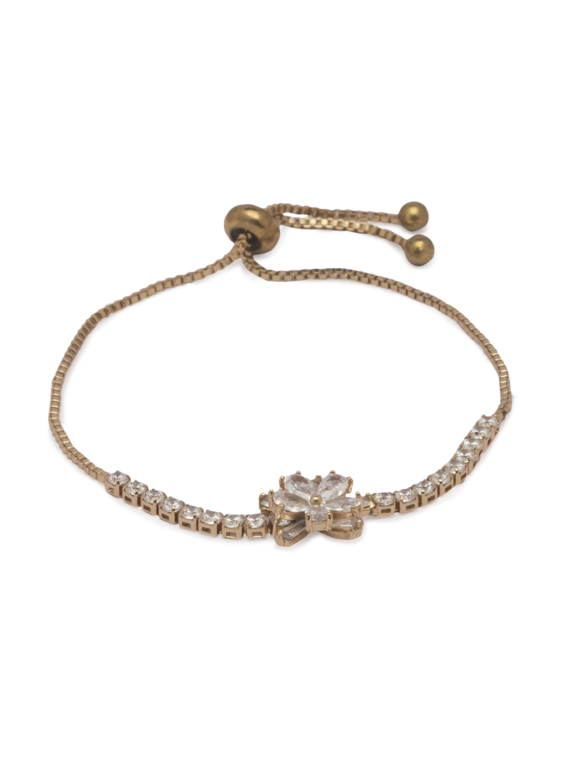 globus   Globus Gold Friendship Bracelet