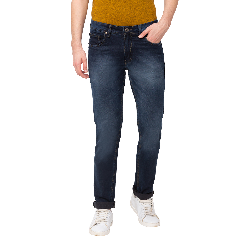 globus | Globus Blue Dyed Jeans
