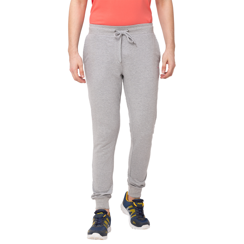 globus | Globus Grey Melange Solid Joggers