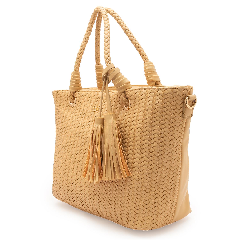 globus | Globus Beige Fashion Bag