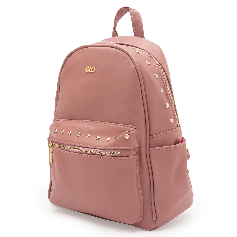 globus   Globus Taupe Backpack