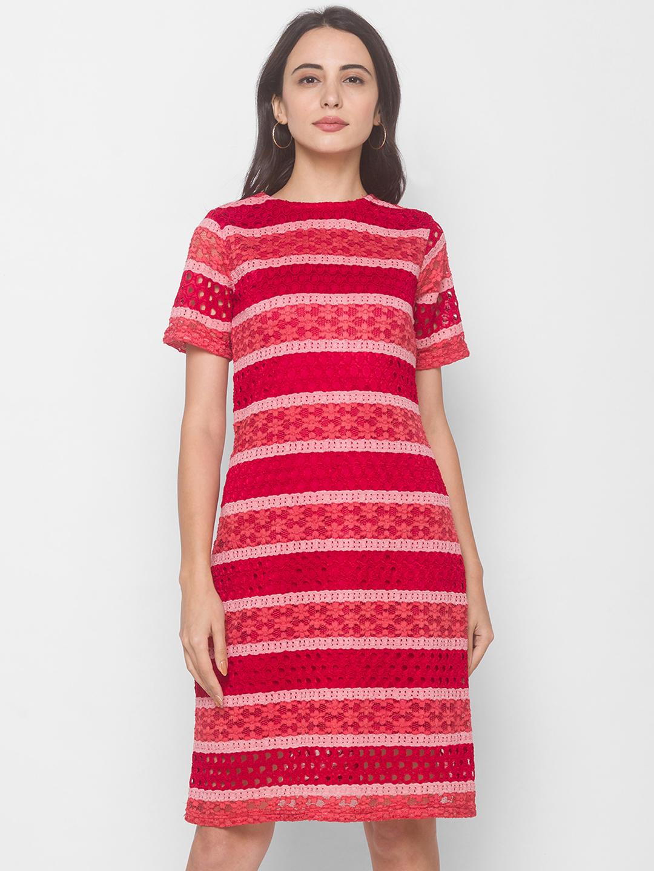 globus | Globus Lace Coral Dress