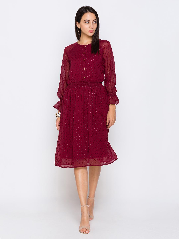 globus | Globus Maroon Dresses