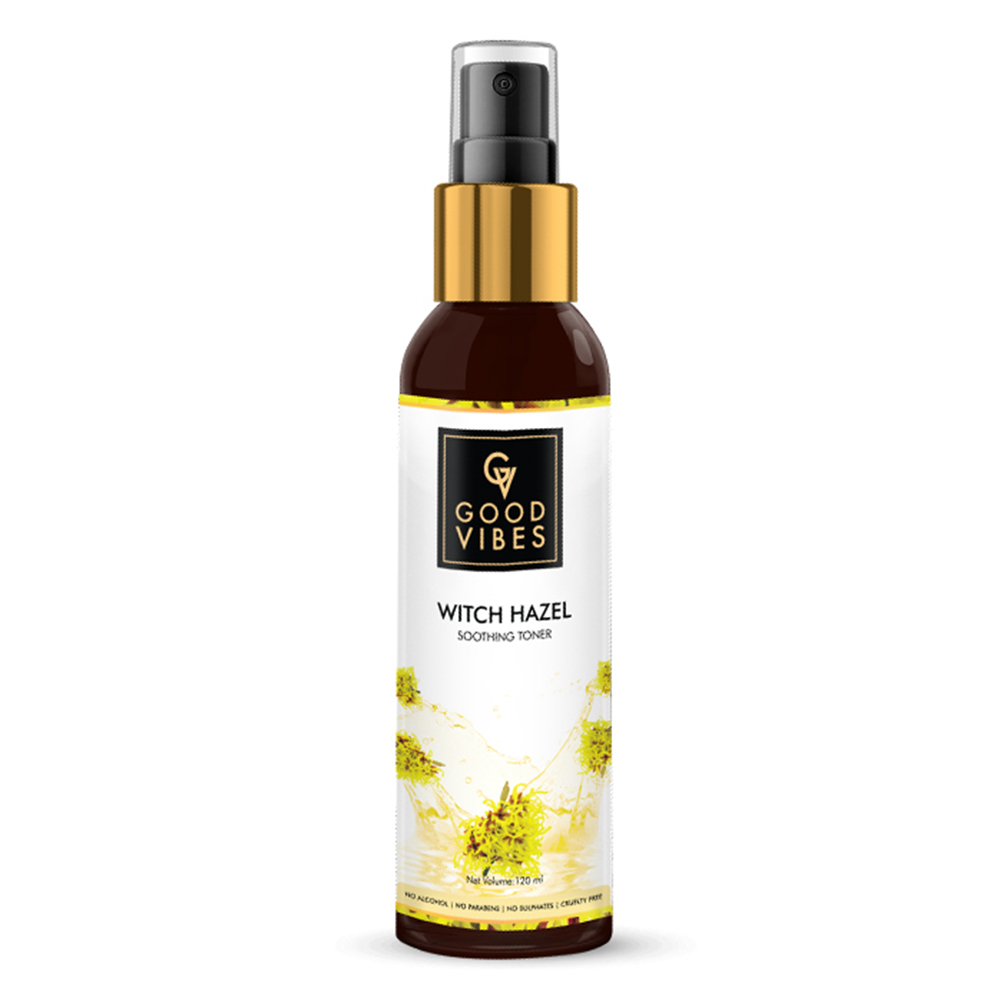 Good Vibes | Good Vibes Witch Hazel Soothing Toner (120 ml)