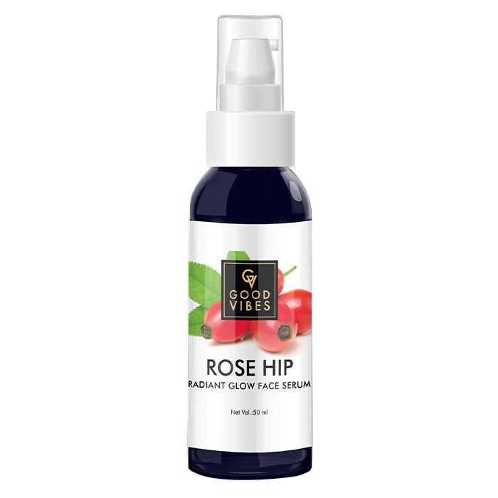 Good Vibes | Good Vibes Rose Hip Radiant Glow Face Serum (50 ml)