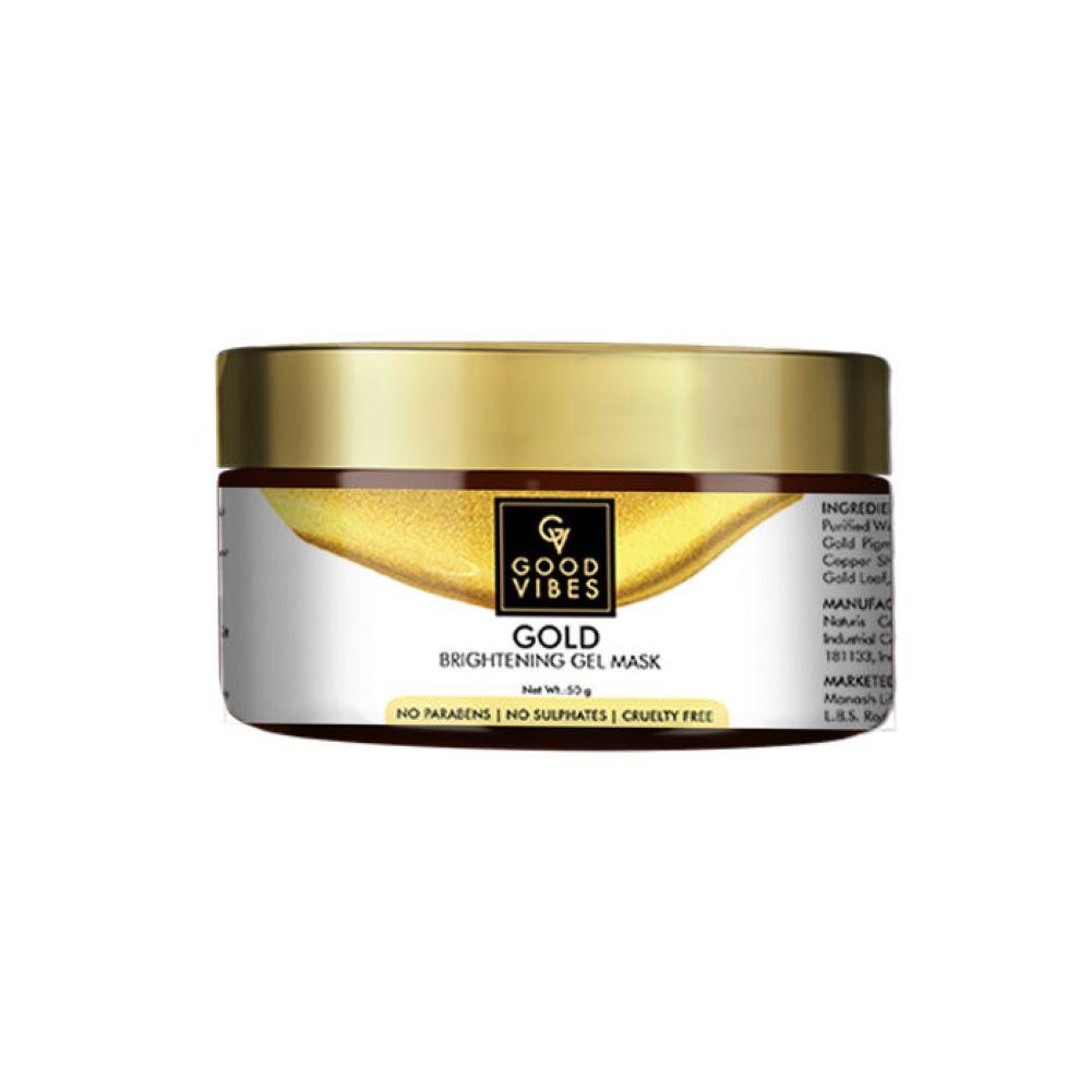 Good Vibes | Good Vibes Gold Brightening Gel Mask (50g)