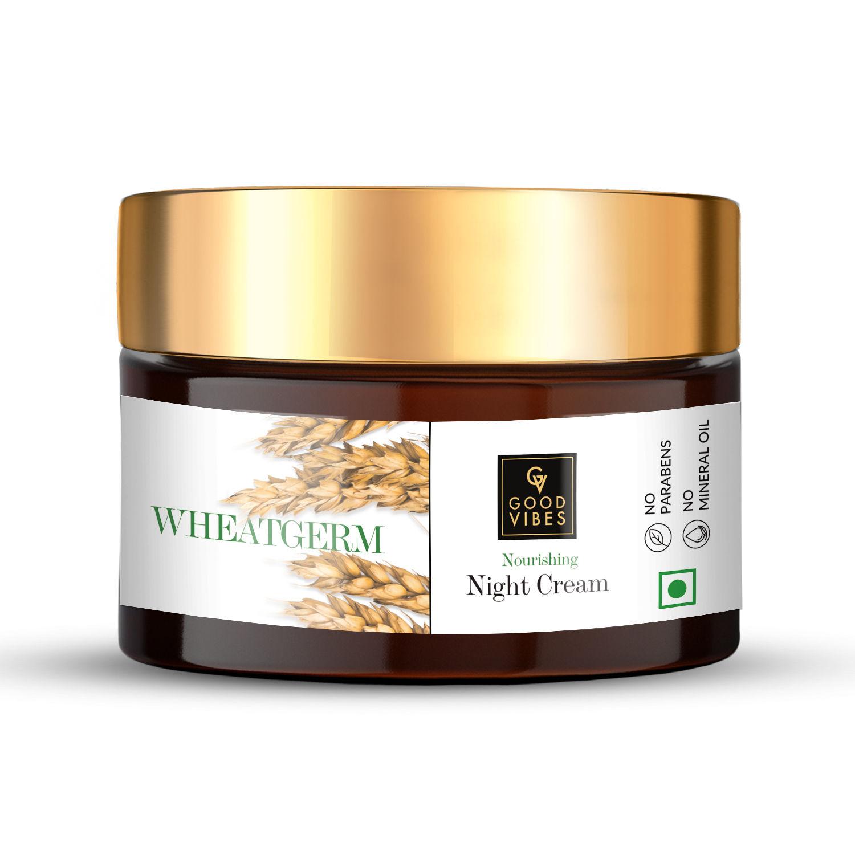 Good Vibes | Good Vibes Nourishing Night Cream - Wheatgerm (100 g)