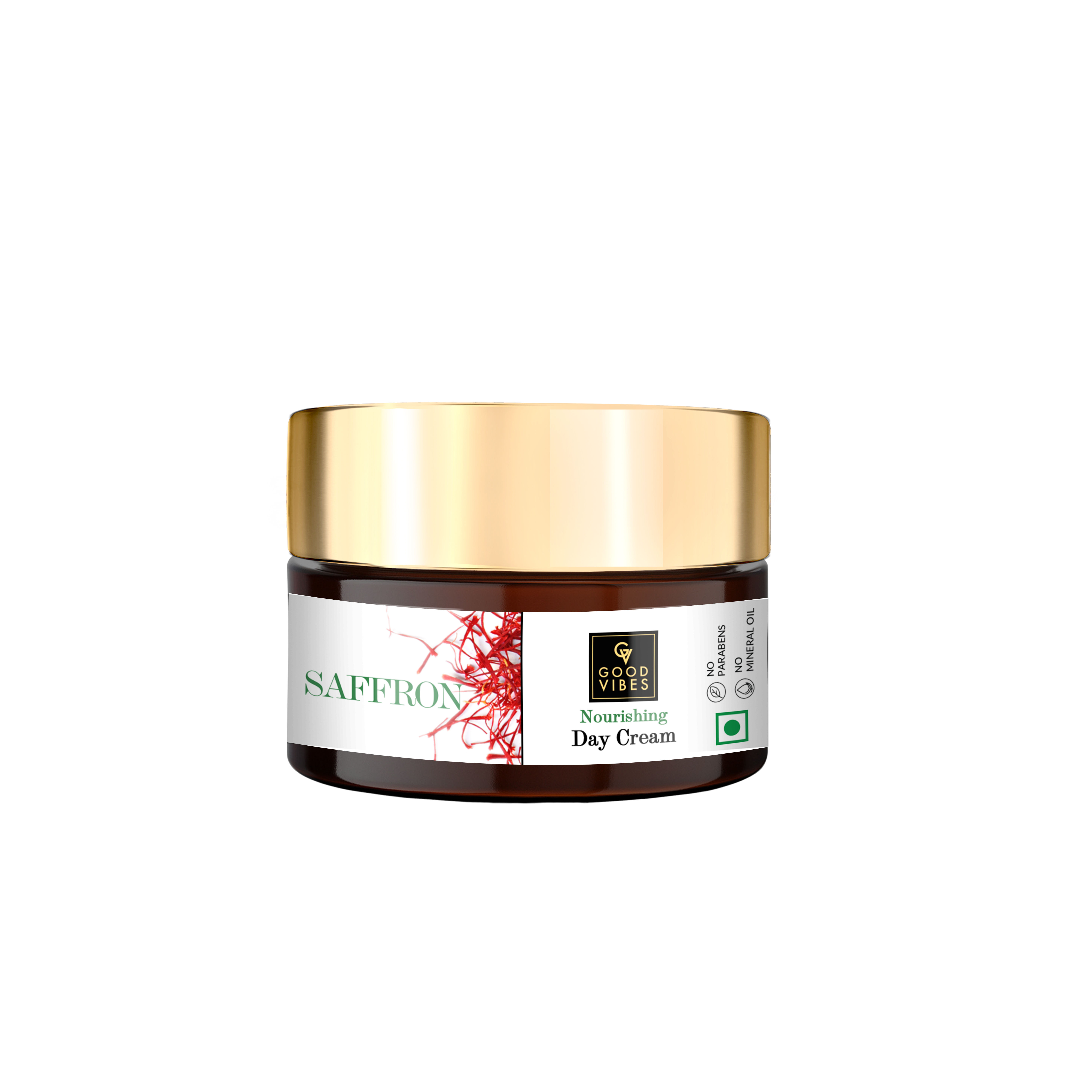 Good Vibes | Good Vibes Nourishing Day Cream - Saffron (100 g)