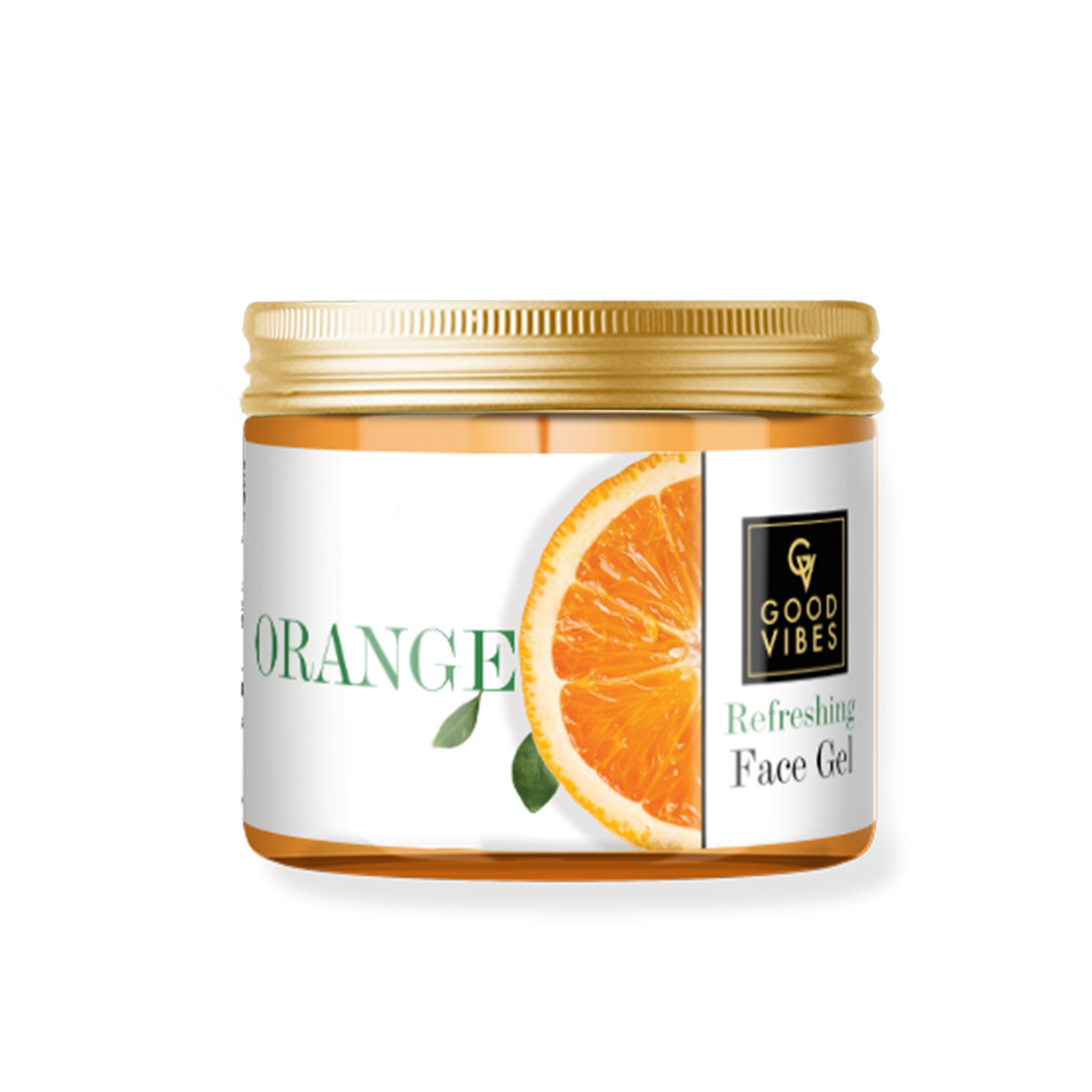 Good Vibes | Good Vibes Gel - Orange (300 g)